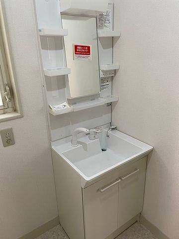 国分寺市東恋ヶ窪3丁目貸家 独立洗面台