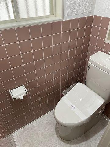 国分寺市東恋ヶ窪3丁目貸家 トイレ