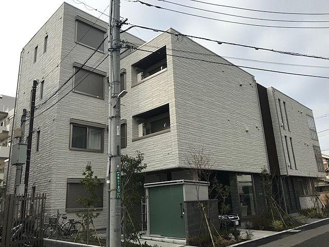 2019年新築 JR中央線国分寺駅徒歩7分 At Rest外観
