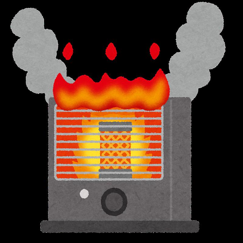 火災保険には必ず加入しましょう