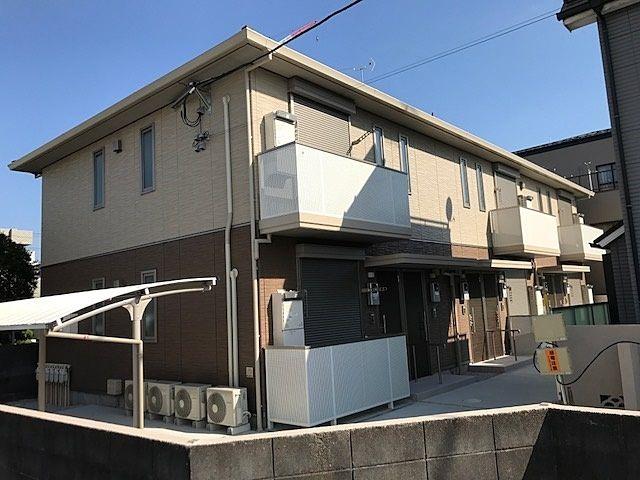 築浅物件 AZUMAⅠ 102号室 募集中 株式会社ホーセイ土地
