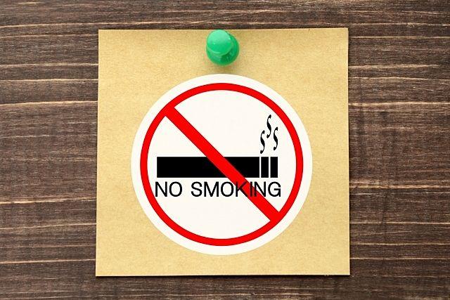 喫煙者のマナーが悪くなっている。駐車場などでの喫煙が増加