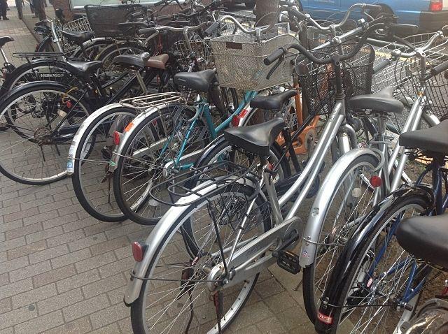 オーナー様のお悩み解決!~放置自転車が増えて困ってます!~