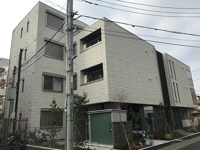 JR中央線 国分寺駅 徒歩7分 At Rest 外観 2019年築