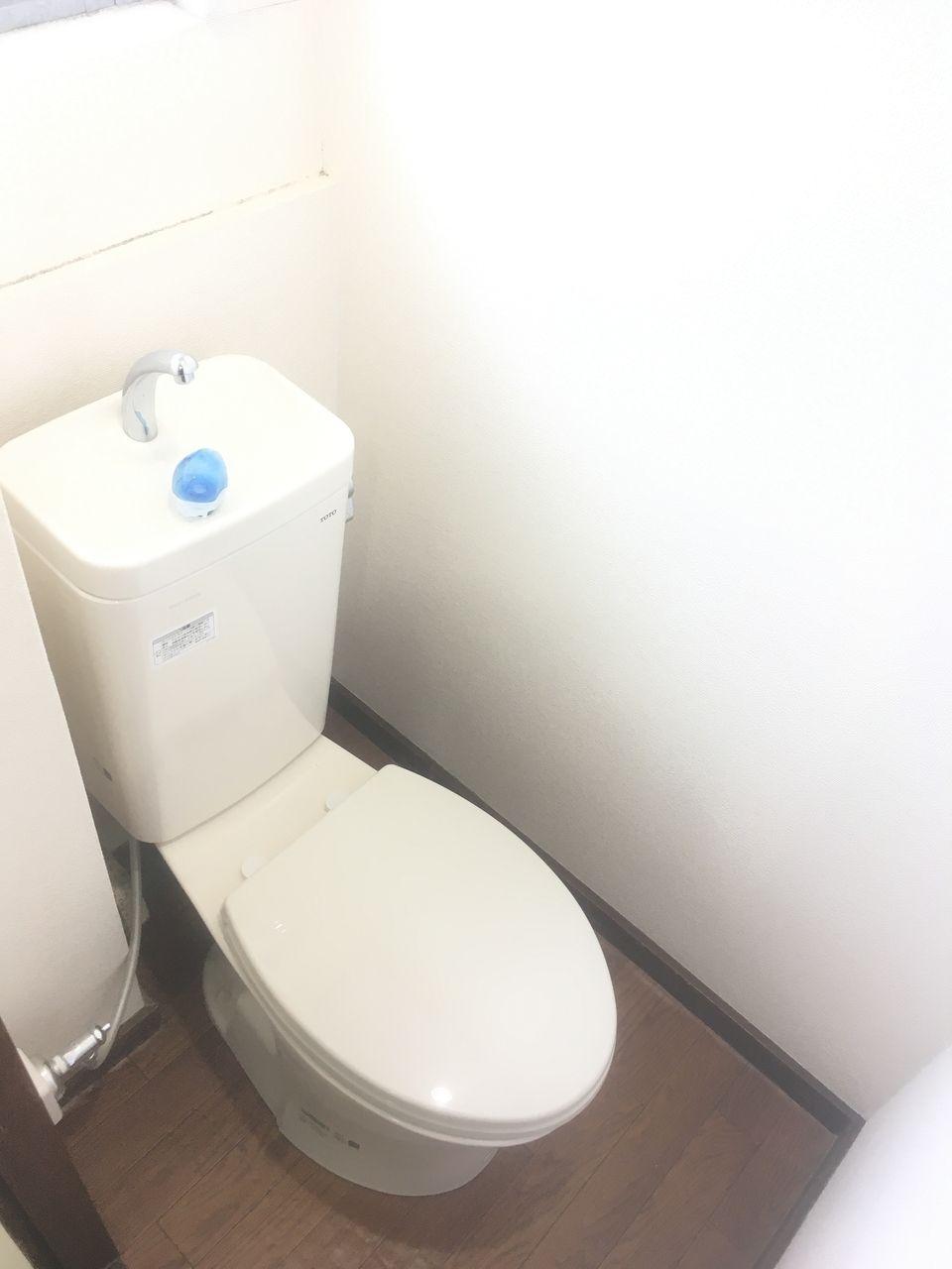 立川柏町住宅1号棟 505号室トイレ