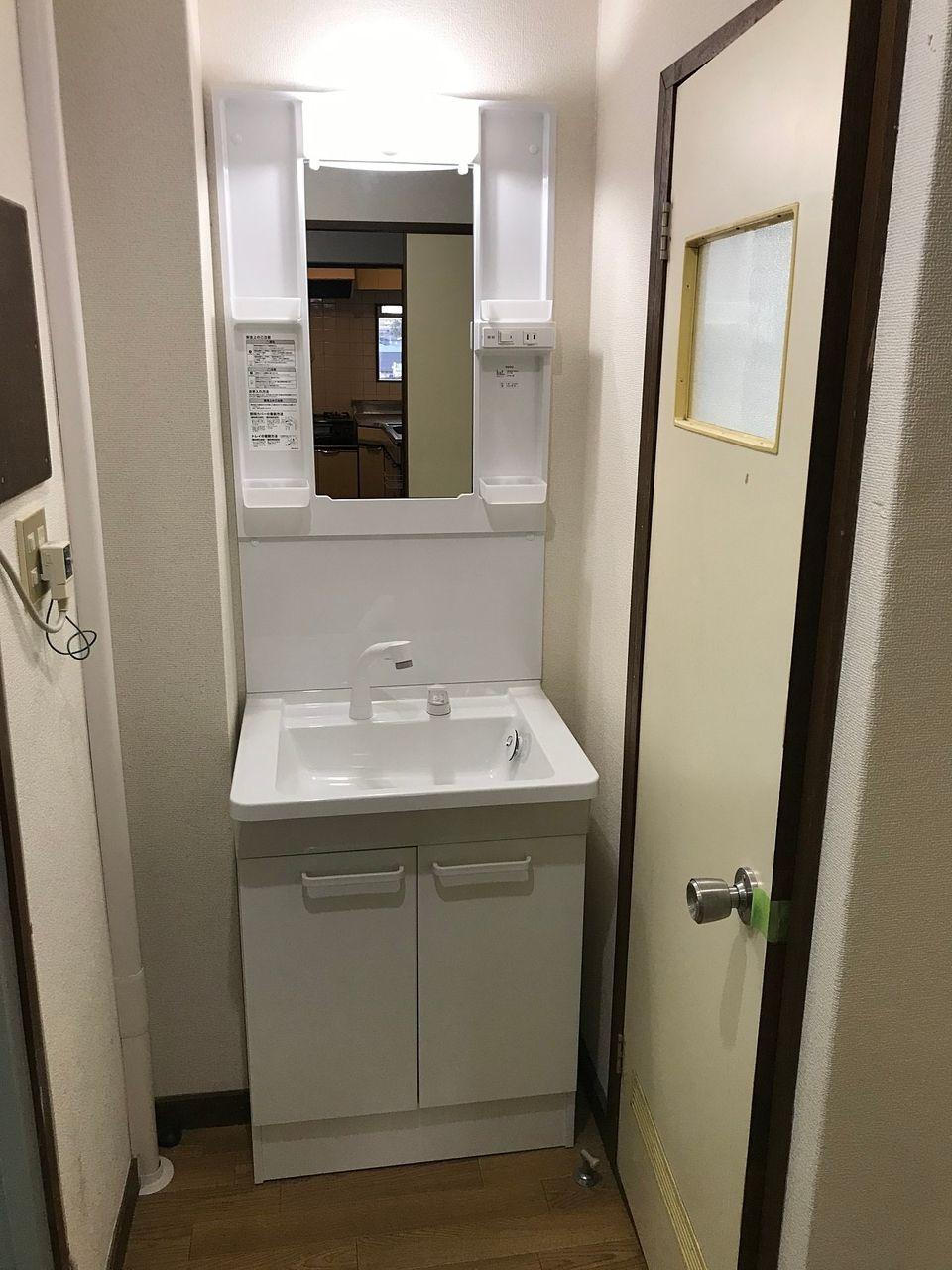立川柏町住宅1号棟 505号室独立洗面台