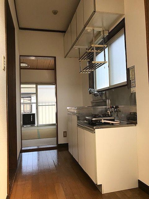 JR中央線 国分寺駅7分 アロマット東元 キッチン