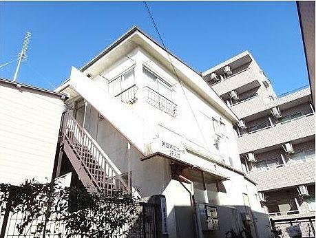 第5末広コーポ 106号室 外観 JR中央線国分寺駅 8分